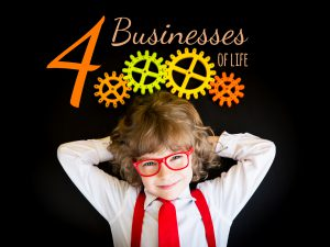Four Business of Life by Mind Stories