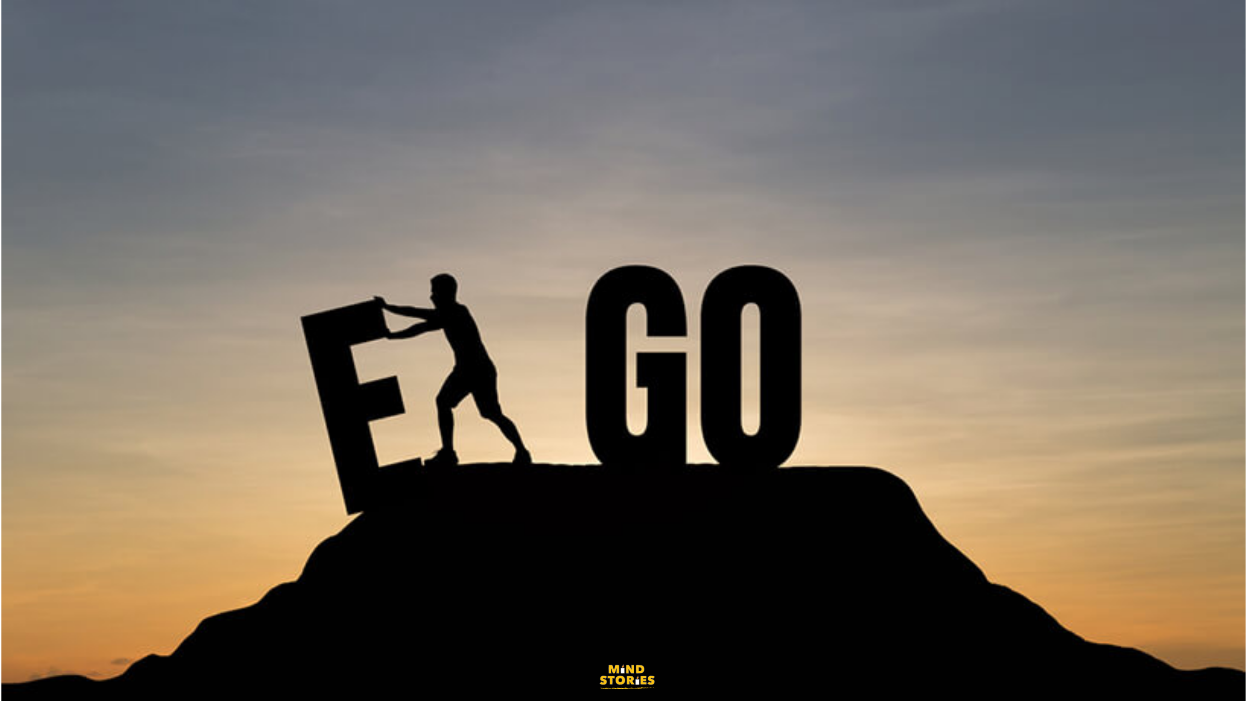 How to let go of ego and enjoy life?